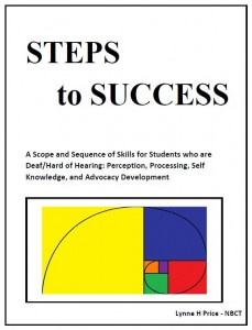 Steps to Success front cover