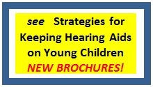 Strategies for Keeping Hearing Aids on