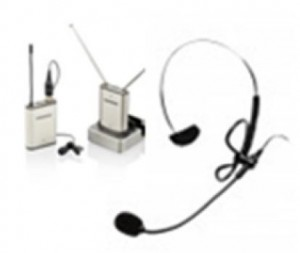 High Performance Classroom Headset Microphone System