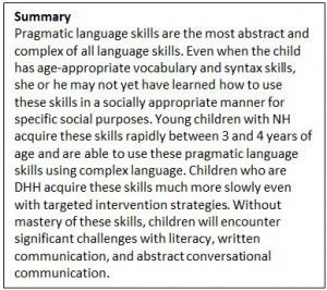 identify the impact of significant delays in development on the learning needs of children Assessing young children 3  the purposes of assessments are to support learning, identify special needs,  teaching and learning (2) identifying significant.