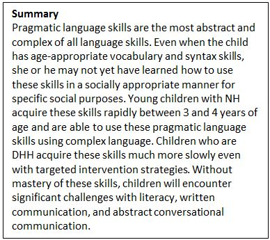 """developing oral language summary Oral language is one of the most important skills your students can  11 ideas for  supporting oral language development in your students who are verbal  have  students summarize the passage: """"who were the characters."""