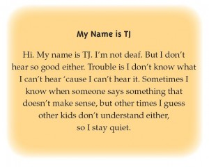 My Name is TJ