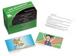 Auditory Processing Cards
