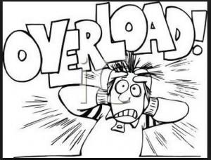 Noise overload