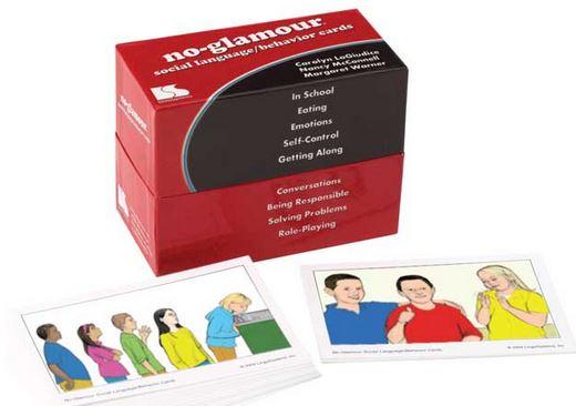 Social Language Behavior Cards