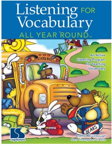 Listening for Vocab All Year 'Round