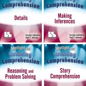 Spotlight-on-Listening-Comp-4-Book-Set