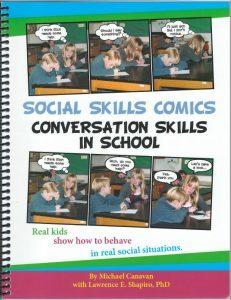 Social-Skills-Comics-conversational-skills-in-school-231x300