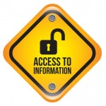 access-to-info-yield-sign