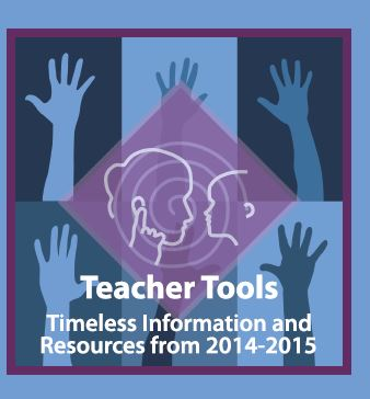 2014 2015 Teacher Tools Materials Cd Supporting Success For