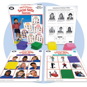 Ask-and-Answer-Social-Skills-Game