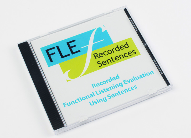 FLE – Recorded Functional Listening Evaluation Using Sentences