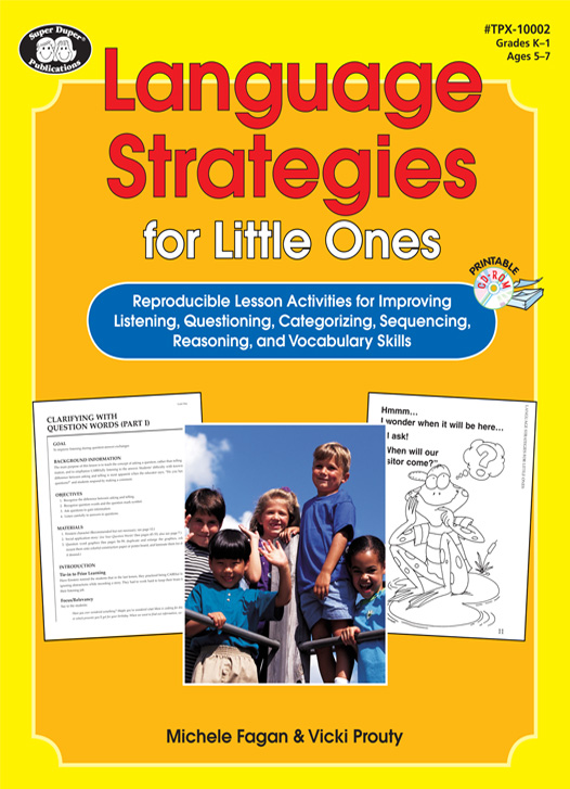 Language Strategies for Little Ones