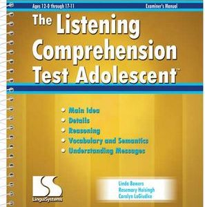 Listening-Comprehension-Test-Adolescent