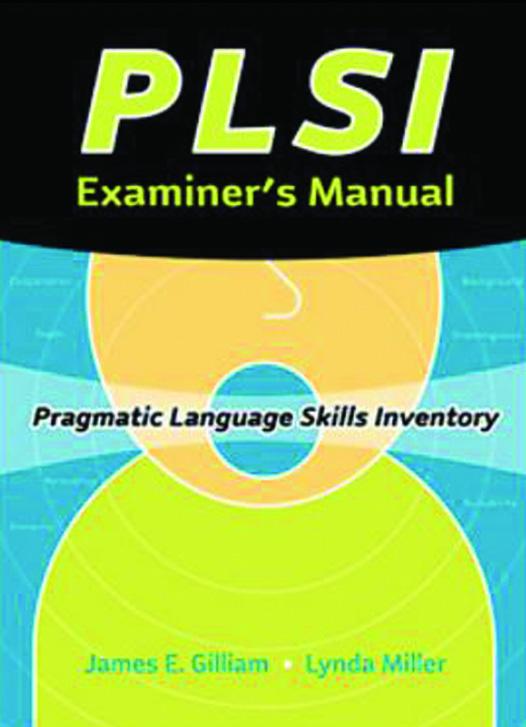 Pragmatic Language Skills Inventory (PLSI)