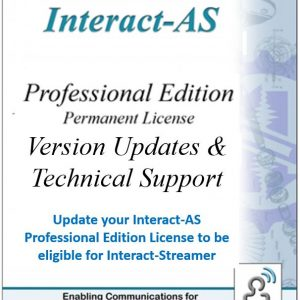Update IAS Professional Edition License to be Eligible for Streamer