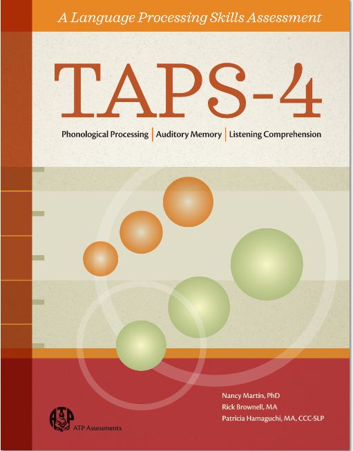 TAPS-4: Language Processing Skills Assessment
