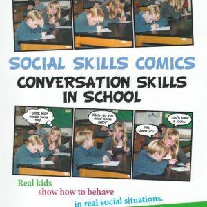 Social Skills Comics