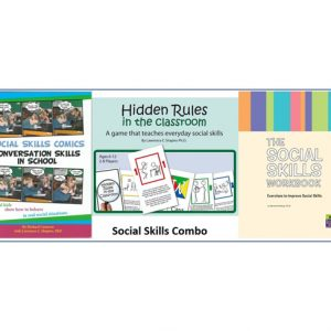Hidden Rules Social Skills Combo-Product