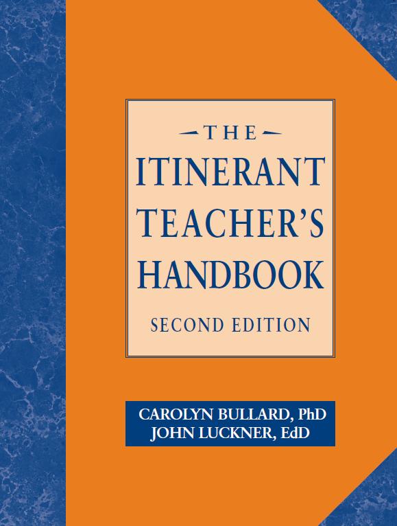 Itinerant Teacher's Handbook