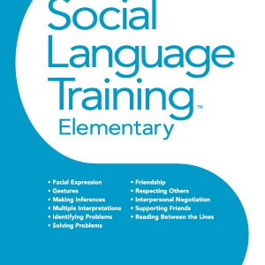 31154 Social Language Training_Elementary_Cover