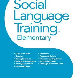 31154 Social Language Training_Elementary_Cover