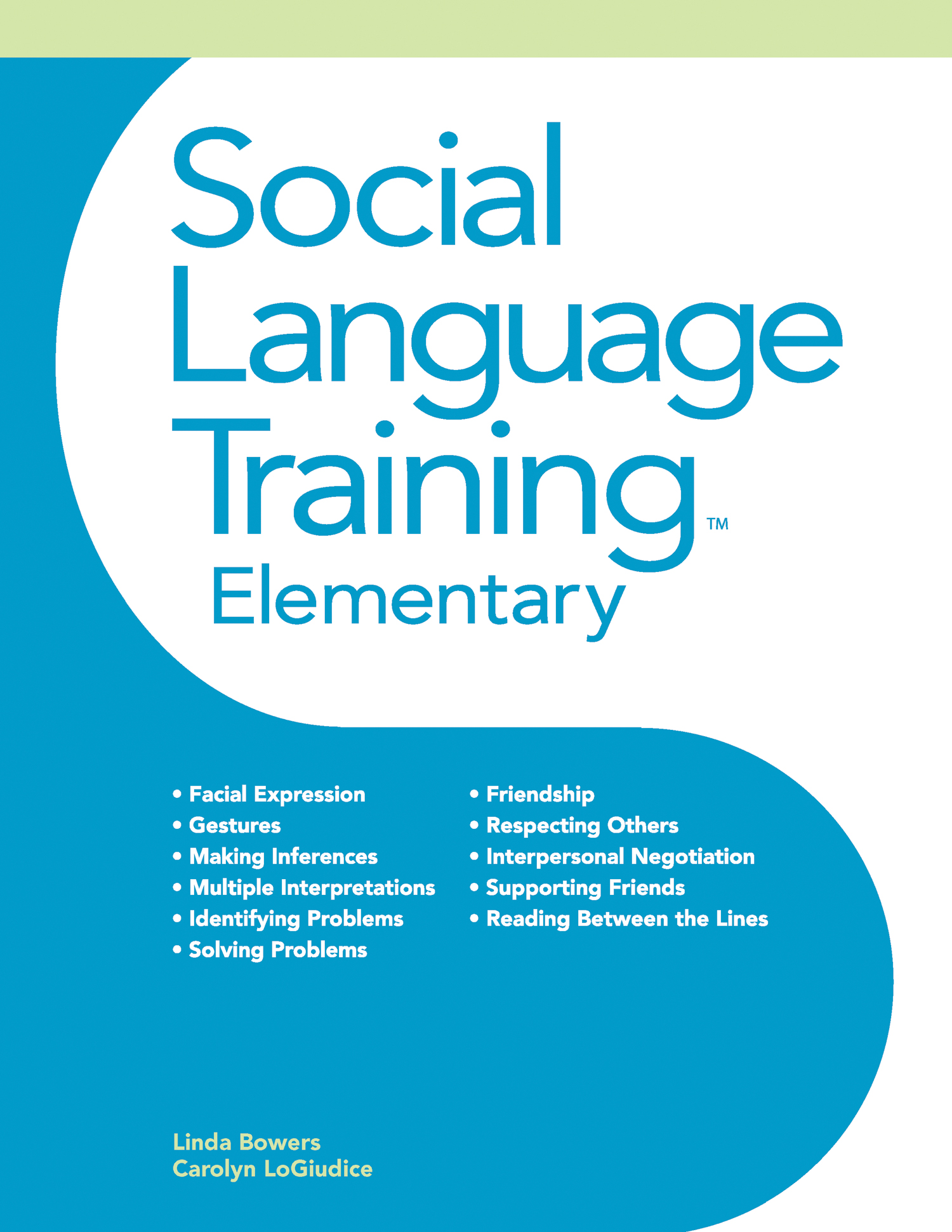 Social Language Training Elementary Supporting Success For
