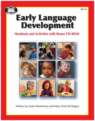 Early Language Development Handouts and Activities  with Bonus CD-ROM