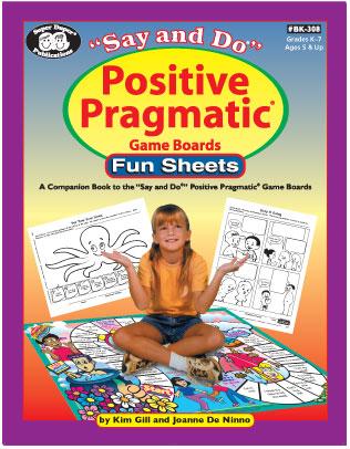 Positive Pragmatic Fun Sheets