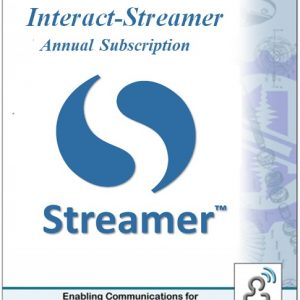 Interact Annual Subscription