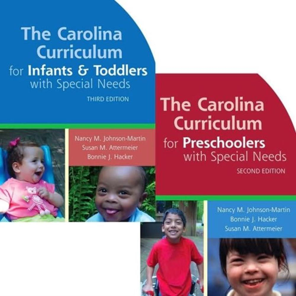 Carolina Curriculum Supporting Success For Children With Hearing Loss