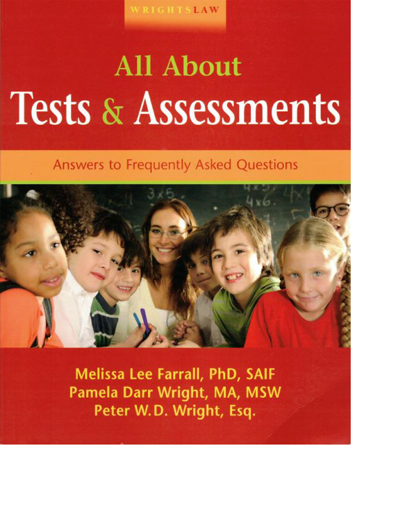 All About Tests and Assessments