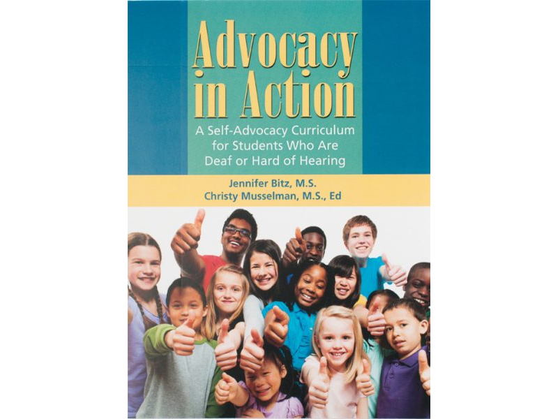 Advocacy in Action Downloadable Materials